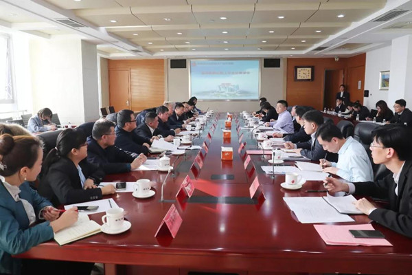 Qingdao High-tech Zone holds to-be-list enterprise symposium